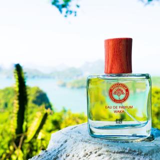 Eau de Parfum WAKA - MADAGASCAR 50 mL