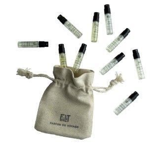 Set d'échantillon eau de parfum FiiLiT