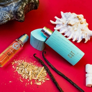 Eau de Parfum travel TEHANI - POLYNESIE