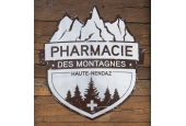 Pharmacie des montagnes